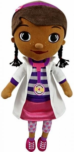 Disney Doc McStuffins 15 Inch Talking Plush Chit-Chattin' Doc McStuffins