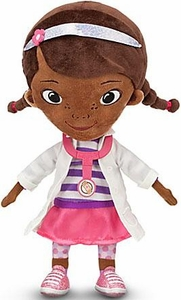 Disney Doc McStuffins EXCLUSIVE 12.5 Inch Plush Doc McStuffins [FLAT Nose]