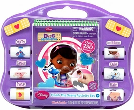 Disney Doc McStuffins Finish The Scene Activity Set