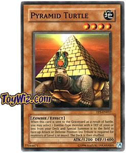 YuGiOh Tournament Pack 5 Single Card TP5-EN017 Pyramid Turtle