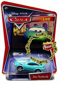 Disney / Pixar CARS Movie 1:55 Die Cast Car Kori Turbowitz