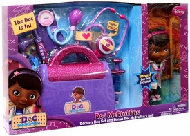 Disney Doc McStuffins Doctor's Bag Play Set with Doc McStuffins Doll