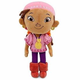 Disney Exclusive Jake & the Never Land Pirates 11 Inch Plush Izzy