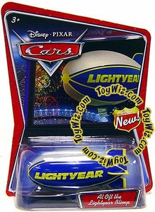 Disney / Pixar CARS Movie 1:55 Die Cast Car Al Oft the Lightyear Blimp