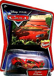 Disney / Pixar CARS Movie 1:55 Die Cast Car Cactus McQueen