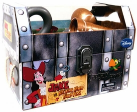Disney Exclusive Jake & the Never Land Pirates Captain Hook's Playset [Treasure Chest Case]