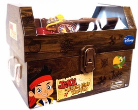 Disney Exclusive Jake & the Never Land Pirates Jake's Playset [Treasure Chest Case]
