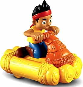 Disney Jake & the Never Land Pirates Pullback & Go! Jake's Water Jet Racer