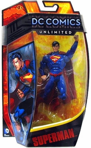 DC Comics Unlimited 6 Inch Series 1 Action Figure Superman [New 52]