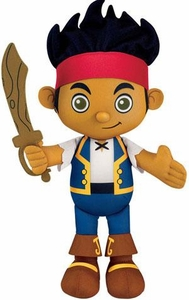 Disney Jake & the Never Land Pirates 11 Inch Talking Plush  Jake