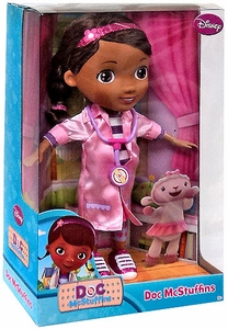 Disney Doc McStuffins 12 Inch Action Figure Doll Doc McStuffins [Pink Doctors Coat]