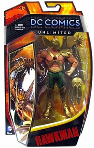 DC Comics Unlimited 6 Inch Series 1 Action Figure Hawkman [New 52]