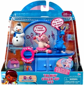 Disney Doc McStuffins Magic Talkin' Checkup Set [Repackage]
