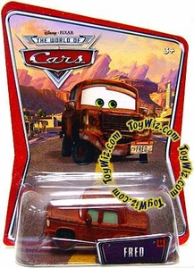 Disney / Pixar CARS Movie 1:55 Die Cast Car Series 3 World of Cars Fred [Larger Version]