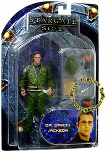 Diamond Select Toys Stargate SG-1 Series 1 Action Figure Dr. Daniel Jackson