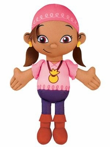 Disney Jake & the Never Land Pirates 11 Inch Talking Plush  Izzy