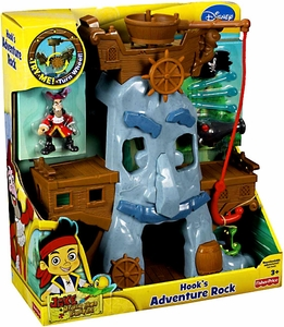 Disney Jake & the Never Land Pirates Hook's Adventure Rock