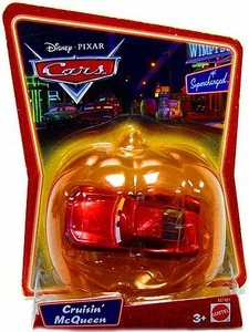 Disney / Pixar CARS Movie 1:55 Die Cast Figures Halloween Package Edition Cruisin' McQueen