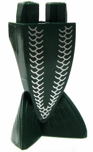 LEGO LOOSE Legs Dark Green Mermaid Tail