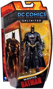 DC Comics Unlimited 6 Inch Series 2 Action Figure Batman [Injustice]