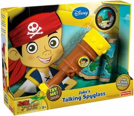 Disney Jake & the Never Land Pirates Jake's Talking Spyglass