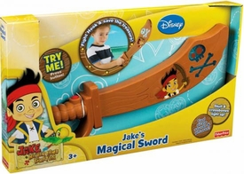 Disney Jake & the Never Land Pirates Jake's Magical Sword