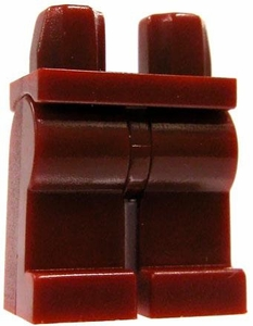 LEGO LOOSE Legs Dark Red