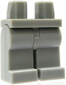 LEGO LOOSE Legs Light Gray Legs