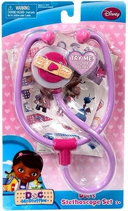 Disney Doc McStuffins Exclusive Doc's Stethoscope Set [Lights & Sounds]