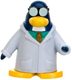 Disney Club Penguin 2 Inch Mini Figure Gary the Gadget Guy