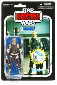 Star Wars 2010 Vintage Collection Action Figure #01 Dengar