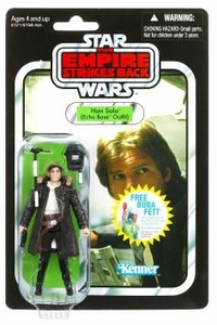 Star Wars 2010 Vintage Collection Action Figure #03 Han Solo [Echo Base Outfit]