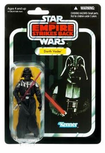 Star Wars 2010 Vintage Collection Action Figure #08 Darth Vader [Empire Strikes Back]