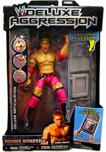 WWE Wrestling DELUXE Aggression Series 9 Action Figure Kenny Dykstra