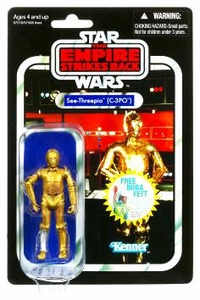 Star Wars 2010 Vintage Collection Action Figure #06 C-3PO