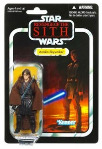 Star Wars 2010 Vintage Collection Action Figure #13 Anakin Skywalker [Random Name - Could Be Anakin or Darth Vader!]