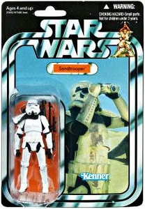 Star Wars 2010 Vintage Collection Action Figure #14 Sandtrooper