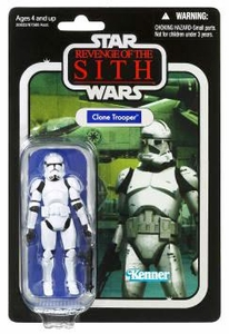 Star Wars 2010 Vintage Collection Action Figure #15 Clone Trooper