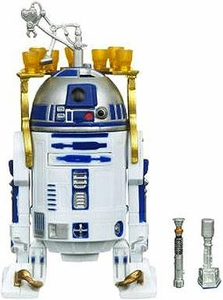 Star Wars 2010 Vintage Collection Action Figure #25 R2-D2 [Lightsaber & Drink Tray]