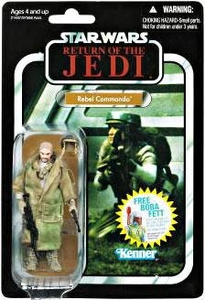 Star Wars 2010 Vintage Collection Action Figure #26 Rebel Commando [Caucasian]