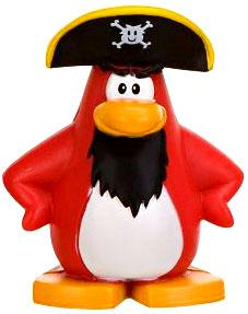 Disney Club Penguin 2 Inch Mini Figure Rockhopper