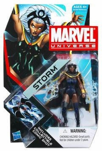 Marvel Universe 3 3/4 Inch Series 17 Action Figure #03 Storm