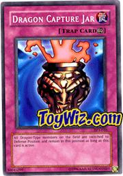 YuGiOh American Tournament Season 3 Single Card  TP3-010 Dragon Capture Jar