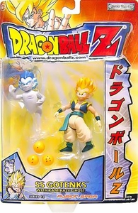 Dragonball Z Series 12 Action Figure SS Gotenks with Kamikaze Ghost
