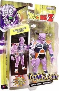 Dragon Ball Z Series 17 Action Figure Captain Ginyu