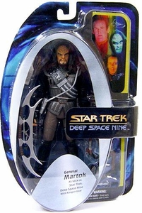 Diamond Select Toys Star Trek Deep Space Nine Series 2 Action Figure General Martok