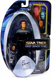 Diamond Select Toys Star Trek Deep Space Nine Series 2 Action Figure Chief Miles O'Brien