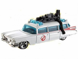Hot Wheels Elite 1:18 Die Cast Vehicle Ghostbusters Ecto 1