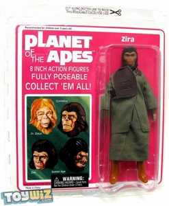 Diamond Select Planet of the Apes Series 2 Cloth Retro Action Figure Zira