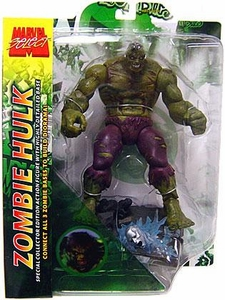 Marvel Select Action Figure Zombie Hulk